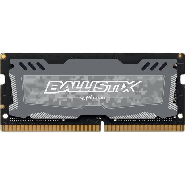 Crucial Ballistix Sport LT DDR4 2666MHz 16GB (BLS16G4S26BFSD)