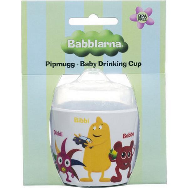 Teddykompaniet Babblarna Pipmugg