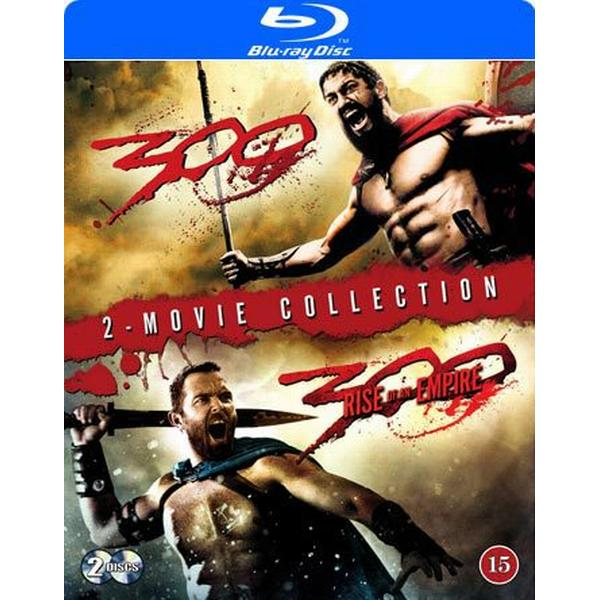 300 + 300 - Rise of an empire (2Blu-ray) (Blu-Ray 2014)