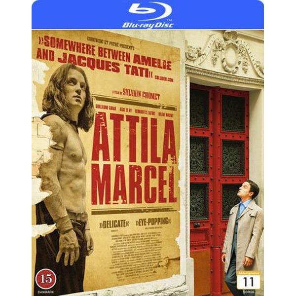 Attila Marcel (Blu-ray) (Blu-Ray 2013)