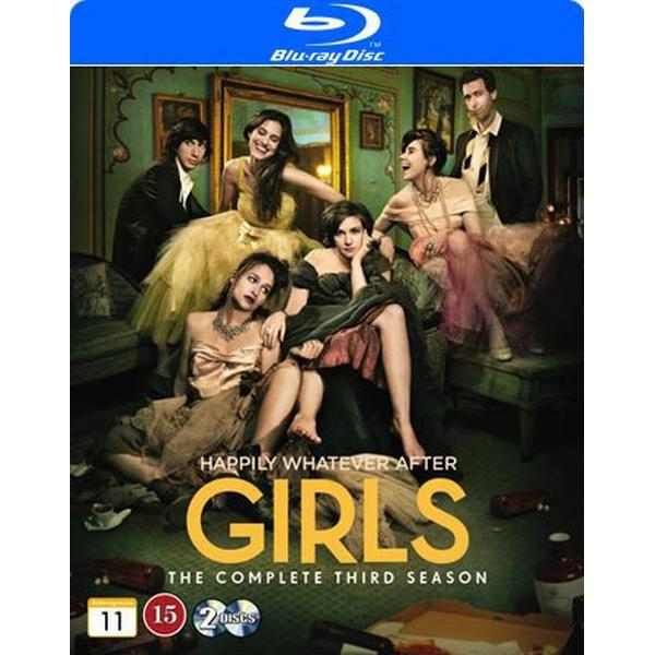Girls: Säsong 3 (2Blu-ray) (Blu-Ray 2014)