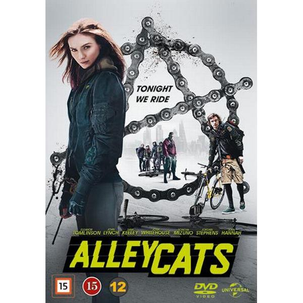 Alleycats (DVD) (DVD 2016)