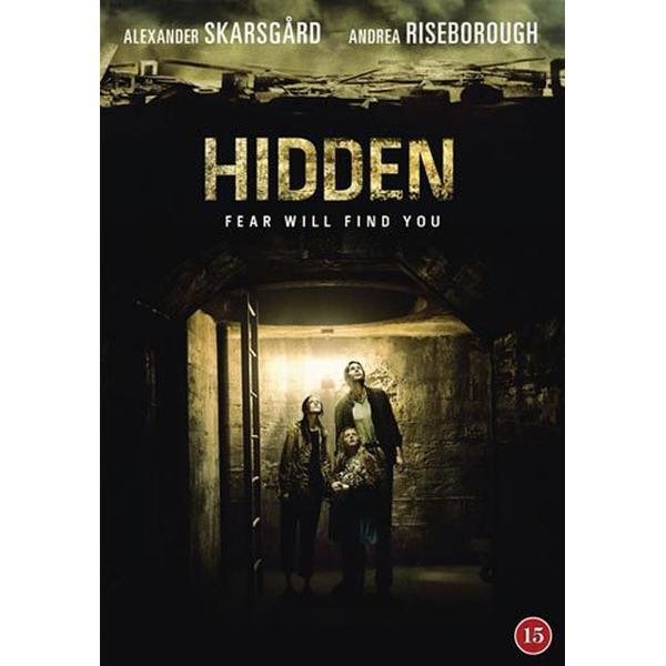 Hidden (DVD) (DVD 2016)