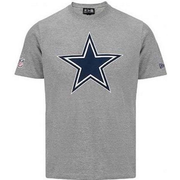 New Era Dallas Cowboys NFL Team Logo T-Shirt