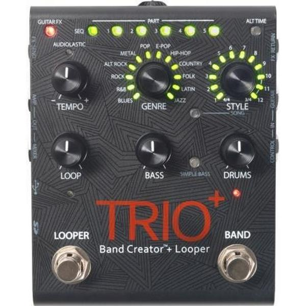 DigiTech Trio+