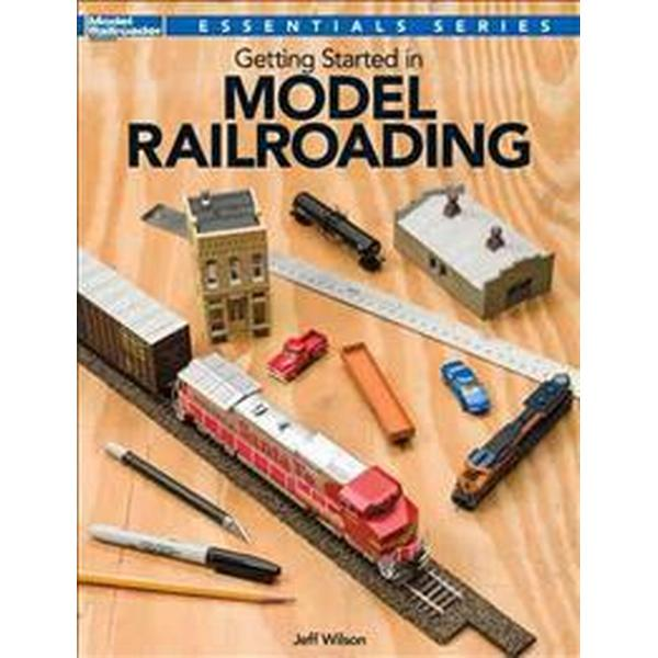Easy Model Railroad Scenery Projects (Häftad, 2016)