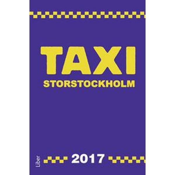 Taxi Storstockholm 2017 (Häftad, 2017)