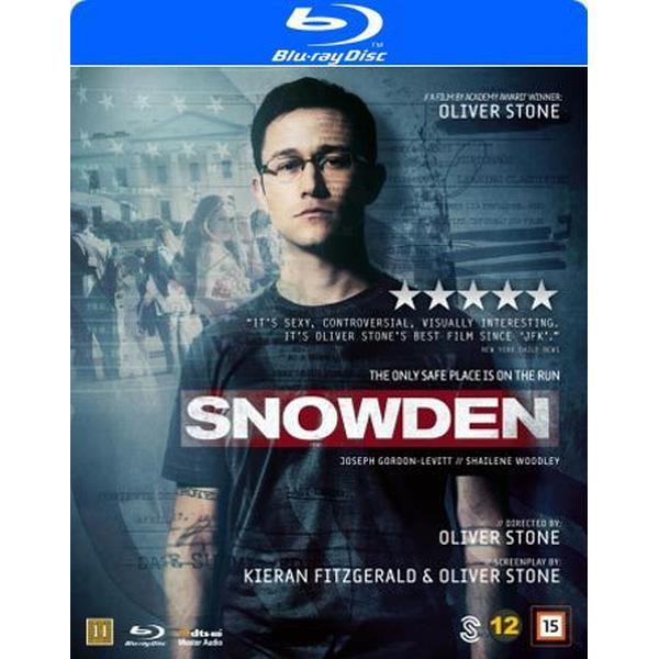 Snowden (Blu-ray) (Blu-Ray 2016)
