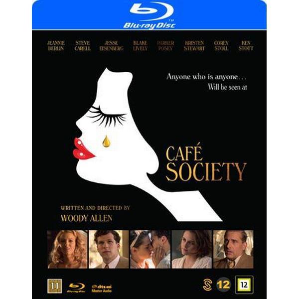 Cafe society (Blu-ray) (Blu-Ray 2016)