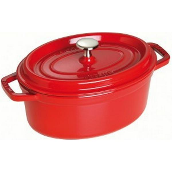 Staub Casserole Other Pots with lid 27cm