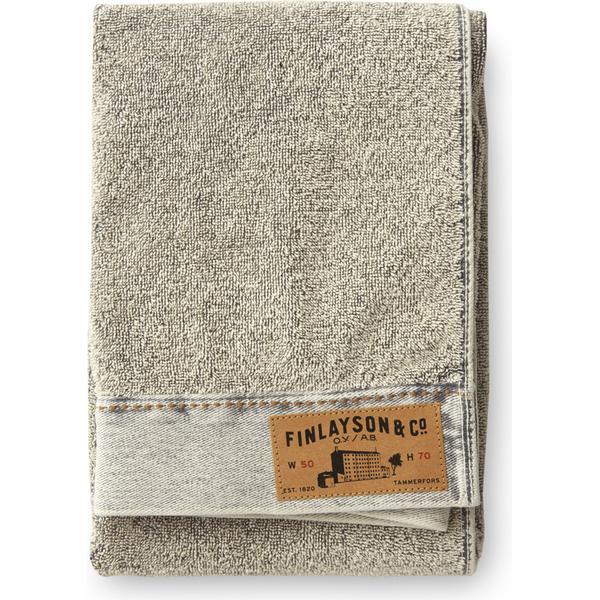 hög kvalitet nya utgåvan stort urval av Finlayson Reno Handdukar Granite (70x50cm) - Hitta bästa pris ...