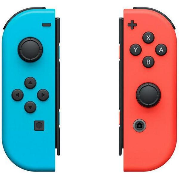Nintendo Nintendo Switch Joy-Con Pair - Red/Blue