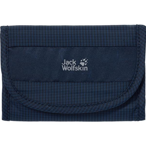 Jack Wolfskin Cashbag Wallet - Night Blue (8002281-1010)