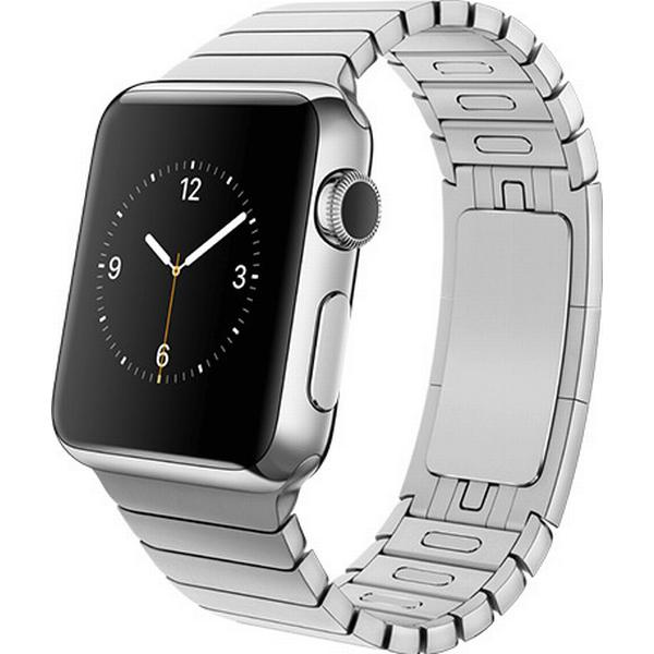 Apple Watch Series 1 38mm Stainless Steel Case with Link Bracelet