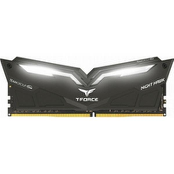 Team Group Night Hawk White DDR4 2666MHz 2x8GB (THWD416G2666HC15BDC01)