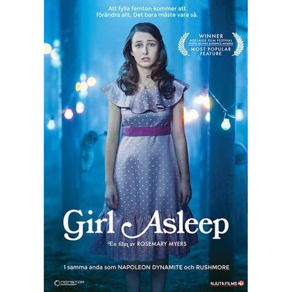 Girl asleep (DVD) (DVD 2015)