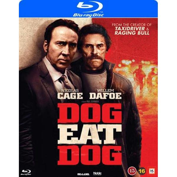 Dog eat dog (Blu-ray) (Blu-Ray 2016)