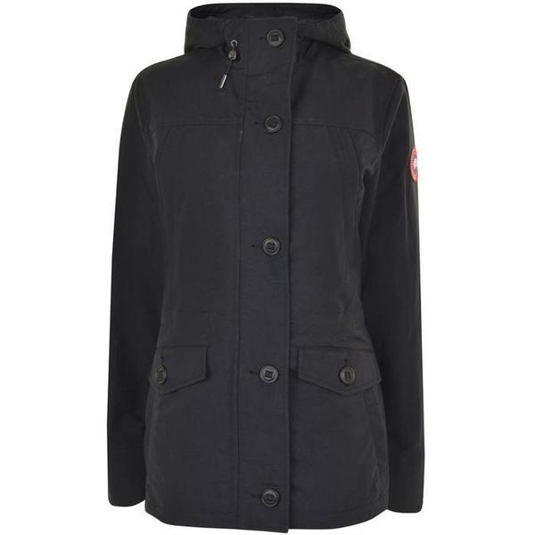 Canada Goose Reid Windbreaker Jacket Black