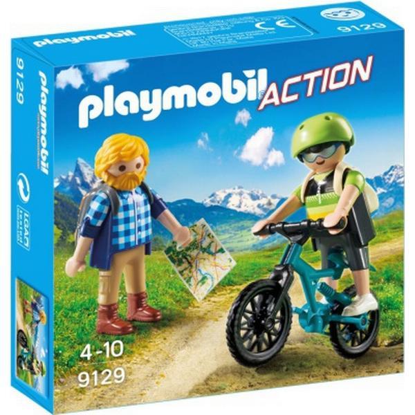 Playmobil Bikere & Vandrer 9129