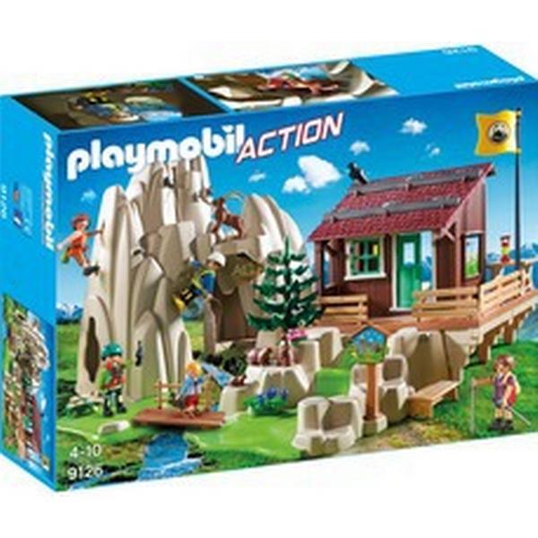 Playmobil Bjergklatrere Med kabine 9126