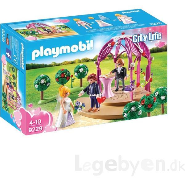 Playmobil City Life Bryllup Ceremoni 9229