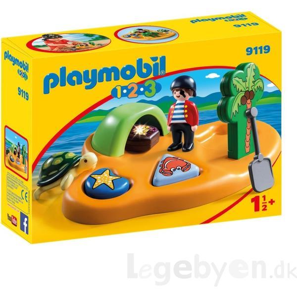 Playmobil Pirate Island 9119