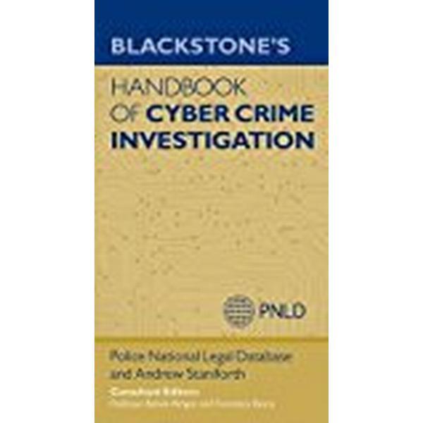 Blackstone's Handbook of Cyber Crime Investigation (Häftad, 2017)
