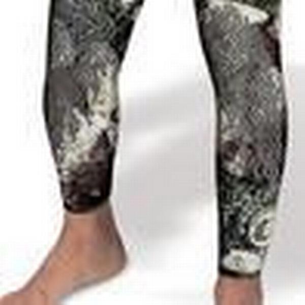 sporasub Sea Green Pants 5mm