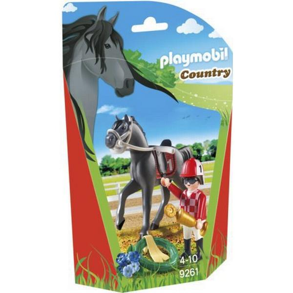 Playmobil Jockey 9261