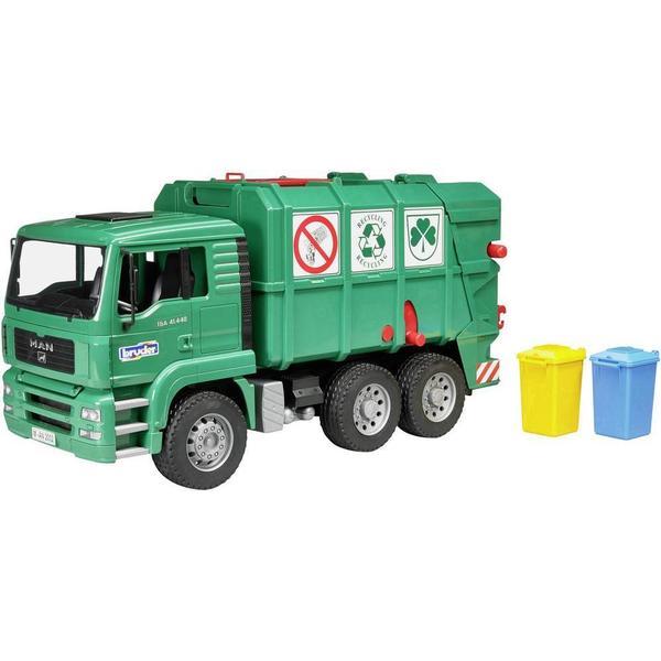 Bruder MAN TGA Garbage Truck 02753