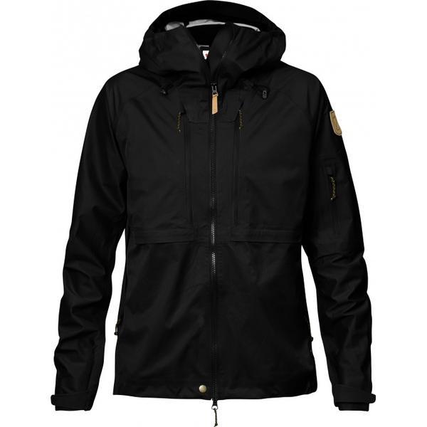 Fjällräven Keb Eco-Shell Jacket - Black