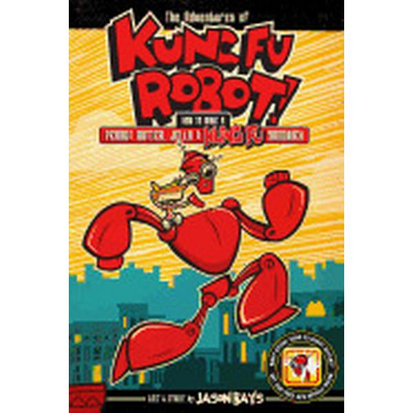 The Adventures of Kung Fu Robot 1 (Pocket, 2017)