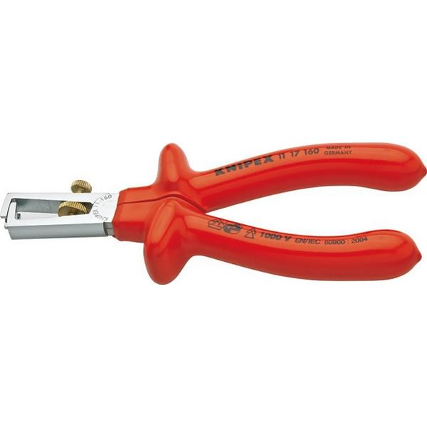 Knipex 11 17 160 Insulation Kabeltang