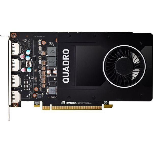 PNY Nvidia Quadro P2000 (VCQP2000-PB)