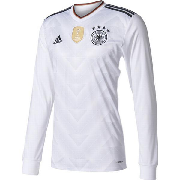 Adidas Germany Home LS Jersey 17/18 Sr