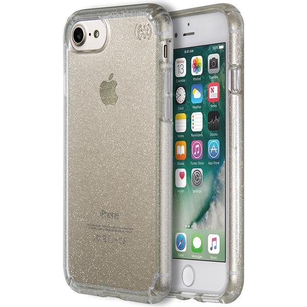 Speck Presidio Clear Glitter Case (iPhone 7)