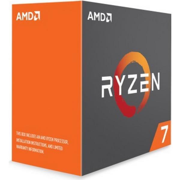 AMD Ryzen 7 1800X 3.6GHz Box