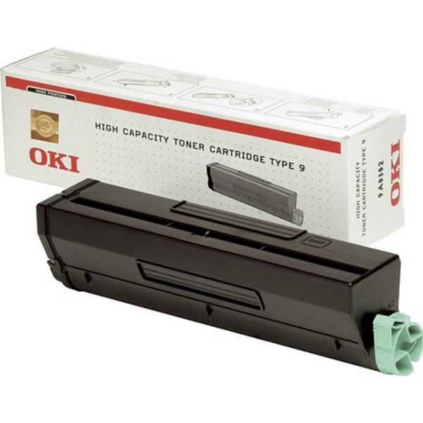 OKI (1101202) Original Toner Svart 7000 Sidor