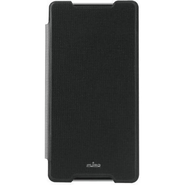 Puro Booklet Wallet Case (Xperia Z5 Premium)