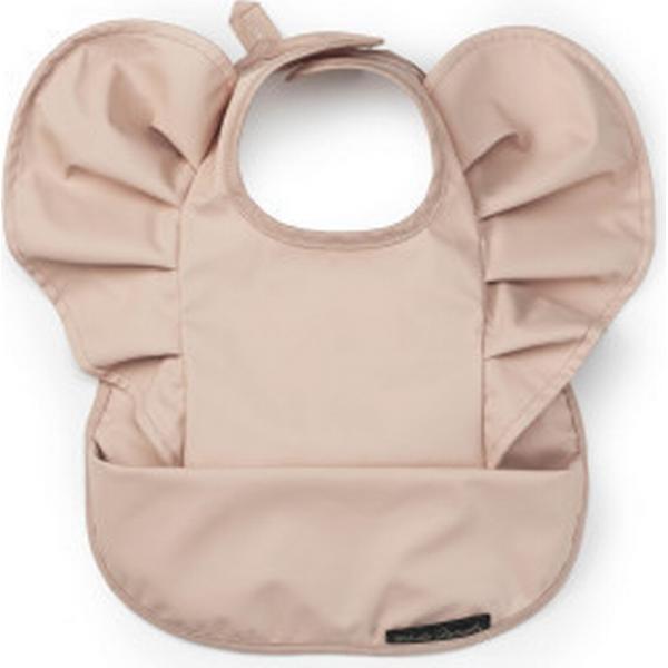 Elodie Details Powder Pink Baby Bib