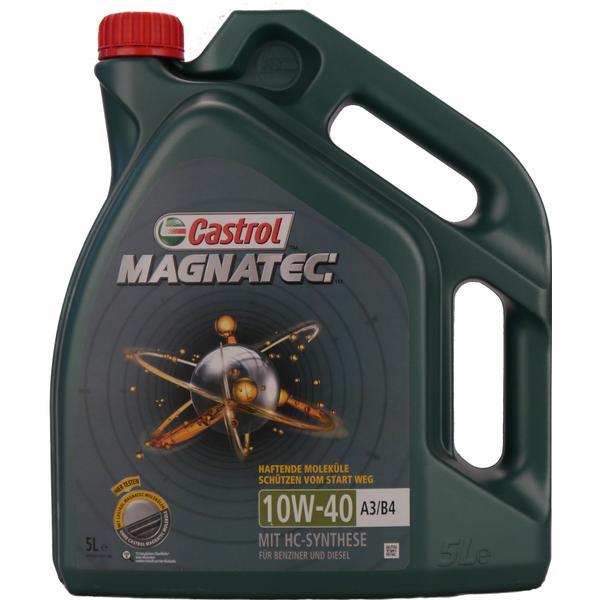 Castrol Magnatec 10W-40 A3/B4 Motor Oil