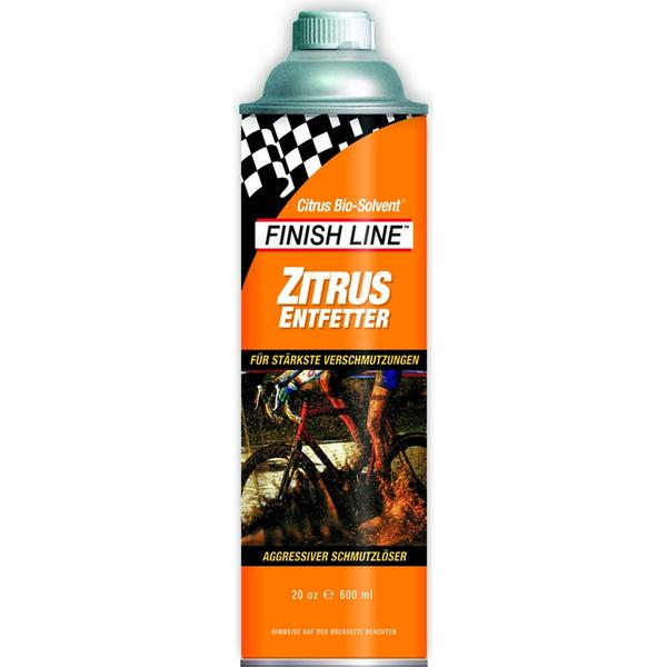 Finish Line Citrus Bike Chain Degreaser 0.6L