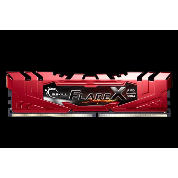 G.Skill Flare X DDR4 2133MHz 2x8GB for AMD (F4-2133C15D-16GFXR)