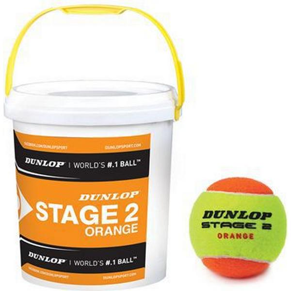 Dunlop Stage 2 Orange Mini 60 pcs