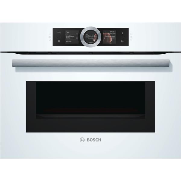 Bosch CMG676BW1 Hvid