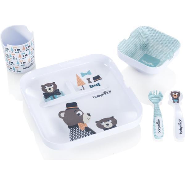 Babymoov Lovely Lunch Set Bear