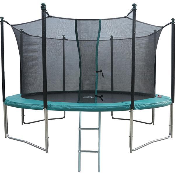 Jumpmaster Trampoline + Safety Net 430cm