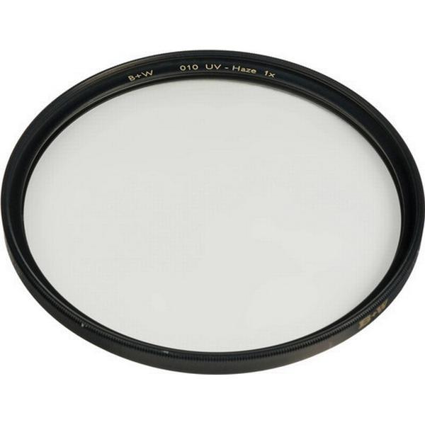 B+W Filter Clear UV Haze SC 010 62mm