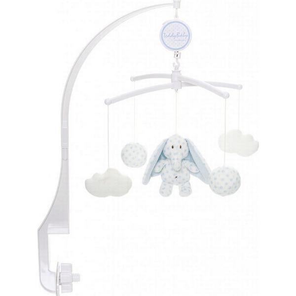 Teddykompaniet Big Ears Sängmobil Elefant