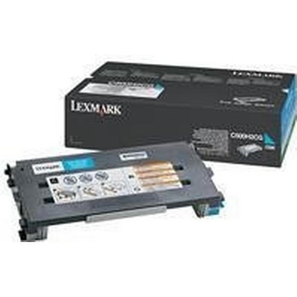 Lexmark (C500H2CG) Original Toner Cyan 3000 Sidor